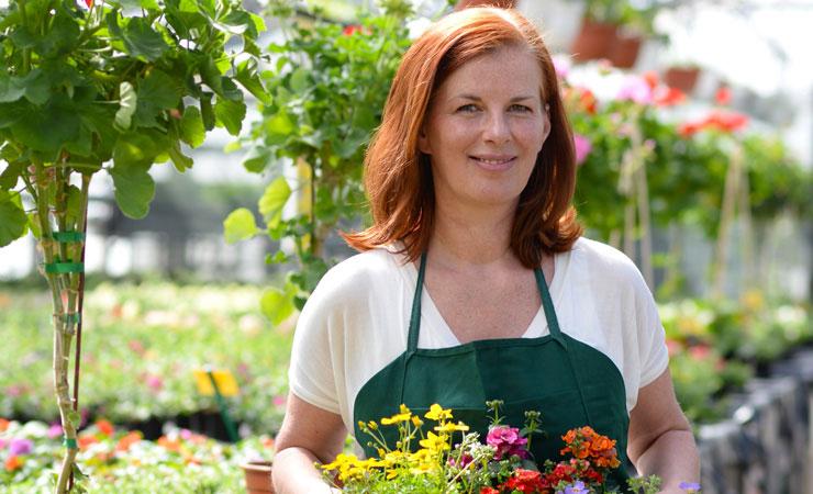 Birgit, Gärtnerin, 41 J, jahrelang unauffällige Vorsorge, ohne Vorwarnung plötzlich schwere Krebsvorstufe