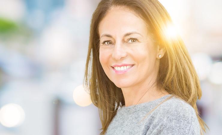 Martina, 49 J, Hausfrau, nur S-Pap erkennt rechtzeitig Schwere Krebsvorstufe